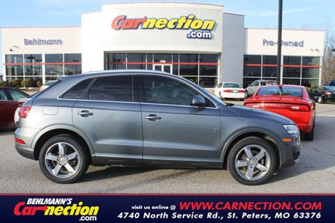 2015 Audi Q3 for sale in Saint Peters MO