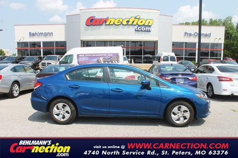 2014 Honda Civic for sale in Saint Peters, MO