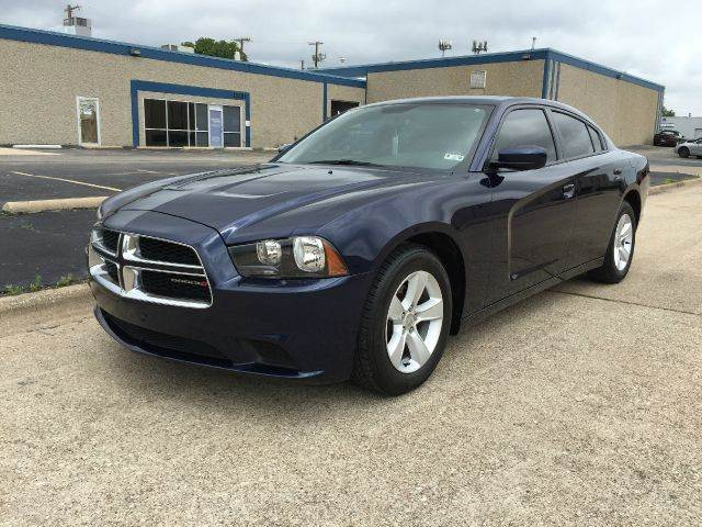 2013 dodge charger for sale in dallas tx