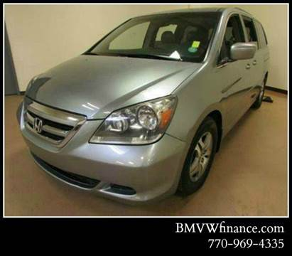2005 Honda Odyssey for sale in Union City, GA