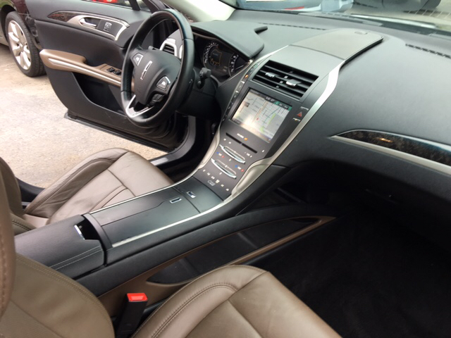 2015 Lincoln MKZ Base AWD 4dr Sedan - Kansas City MO