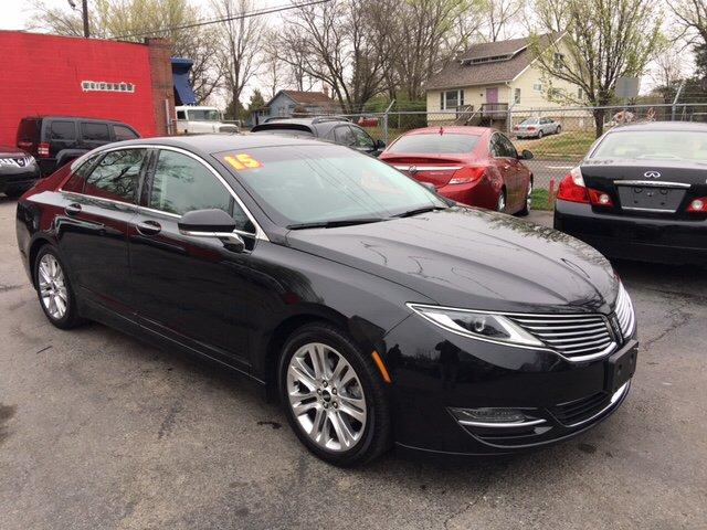 2015 Lincoln MKZ Base AWD 4dr Sedan - Kansas City MO