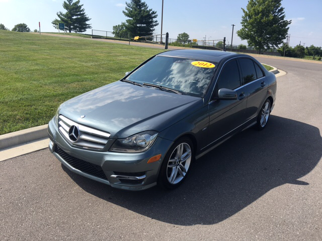 2012 Mercedes-Benz C-Class C 250 Sport 4dr Sedan - Kansas City MO