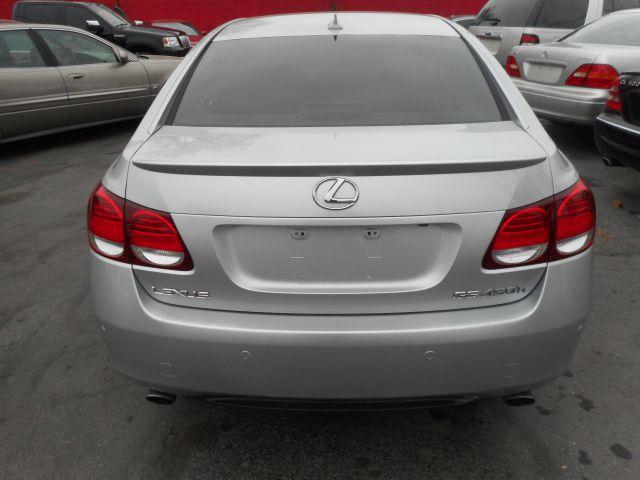 2007 Lexus GS 450h