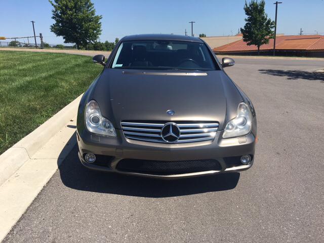 2007 Mercedes-Benz CLS CLS 550 4dr Sedan - Kansas City MO
