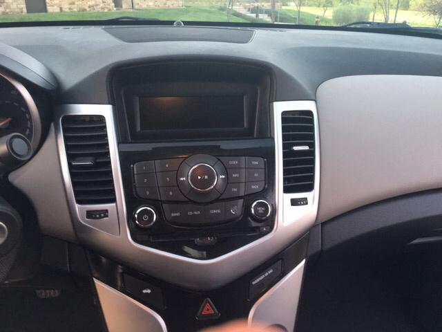 2015 Chevrolet Cruze LS Manual 4dr Sedan w/1SA - Kansas City MO