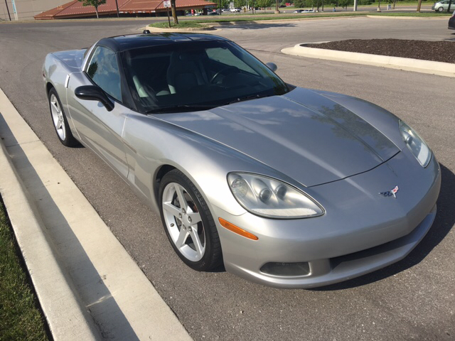 2005 Chevrolet Corvette Base 2dr Coupe - Kansas City MO