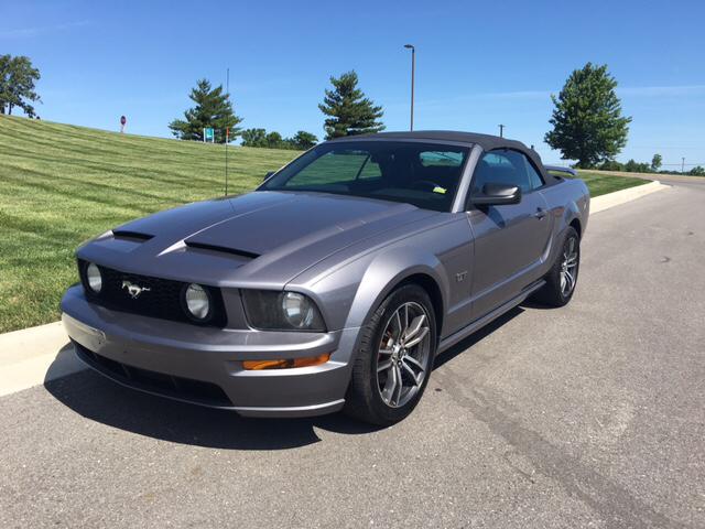 2006 Ford Mustang GT Premium 2dr Convertible - Kansas City MO