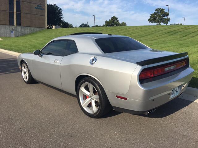 2009 Dodge Challenger SRT8 2dr Coupe - Kansas City MO
