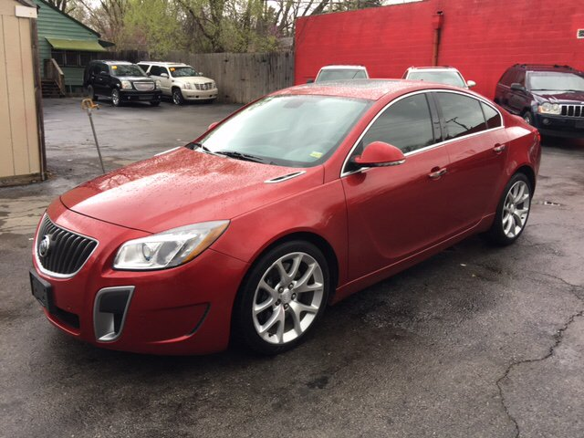 2012 Buick Regal GS 4dr Sedan - Kansas City MO