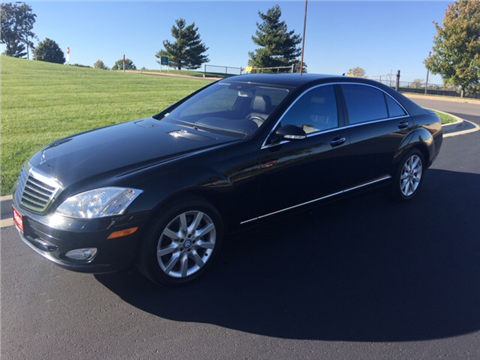 2008 Mercedes-Benz S-Class for sale in Kansas City, MO