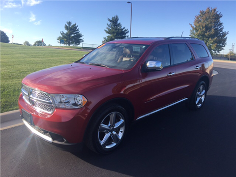 2011 Dodge Durango for sale in Kansas City, MO