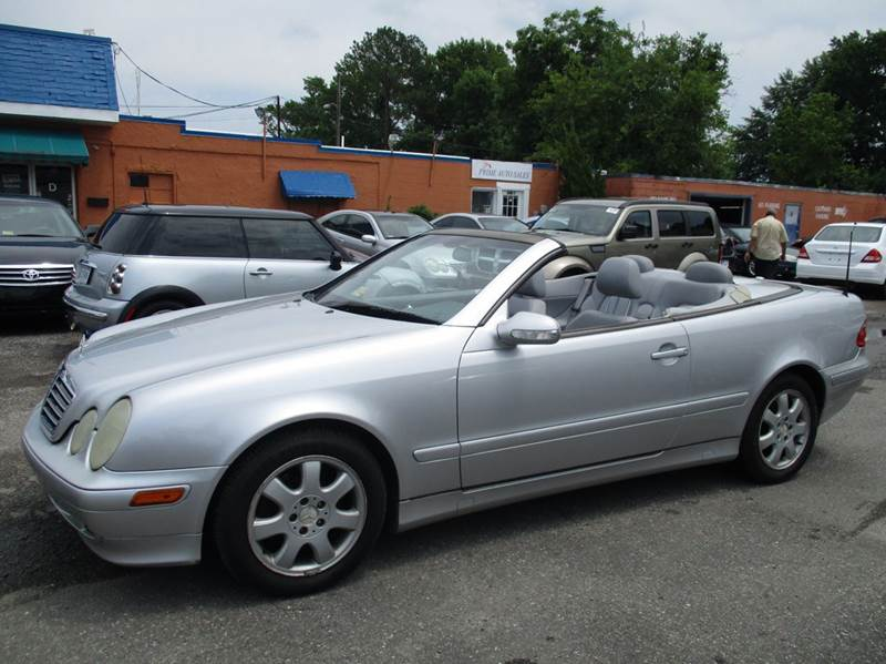 2001 mercedes benz clk clk320 2dr cabriolet in virginia for Mercedes benz va beach