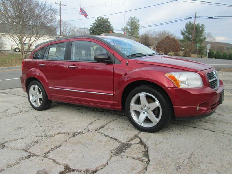 2007 dodge caliber r t awd r t awd 4dr wagon in mount airy. Black Bedroom Furniture Sets. Home Design Ideas