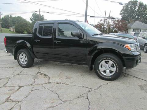 Nissan Frontier For Sale Mount Airy Nc Carsforsale Com