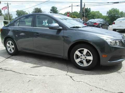 2013 Chevrolet Cruze  L.T.
