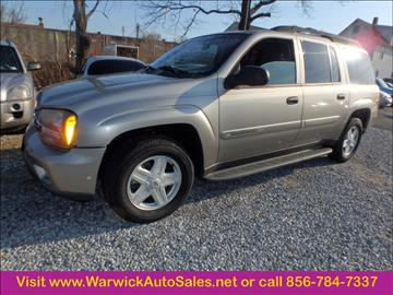 2003 chevrolet trailblazer for sale new jersey for Leonard perry motors nj