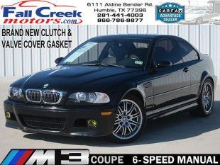 2003 BMW M3 for sale in Humble TX