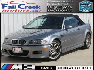 2003 BMW M3 for sale in Humble, TX