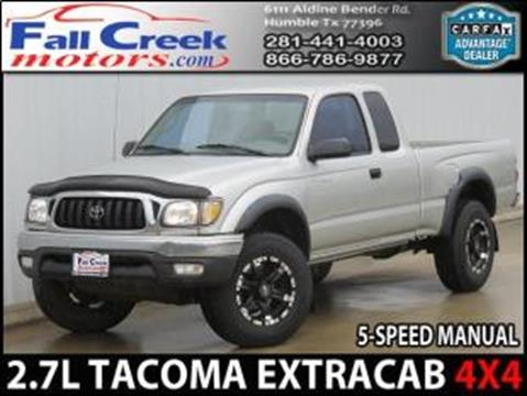2002 toyota tacoma for sale in texas. Black Bedroom Furniture Sets. Home Design Ideas