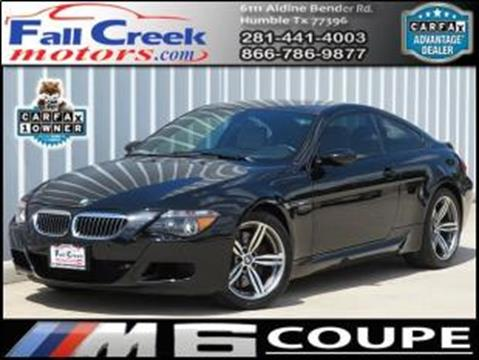 2007 BMW M6 for sale in Humble, TX