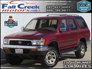 1994 Toyota 4Runner for sale in Humble, TX