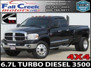 2007 Dodge Ram Pickup 3500 for sale in Humble, TX