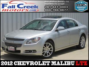 2012 Chevrolet Malibu for sale in Humble, TX