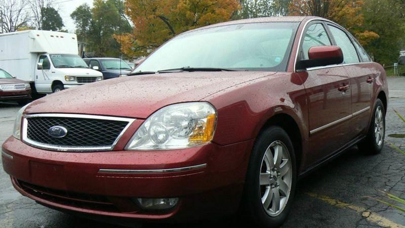 2006 ford five hundred sel 4dr sedan in fenton mi the good car company. Black Bedroom Furniture Sets. Home Design Ideas