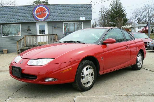 2002 saturn s series sc2 3dr coupe in fenton mi the good car company. Black Bedroom Furniture Sets. Home Design Ideas