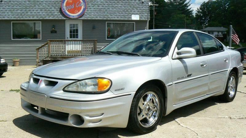 2002 pontiac grand am gt 4dr sedan in fenton mi the good car company. Black Bedroom Furniture Sets. Home Design Ideas