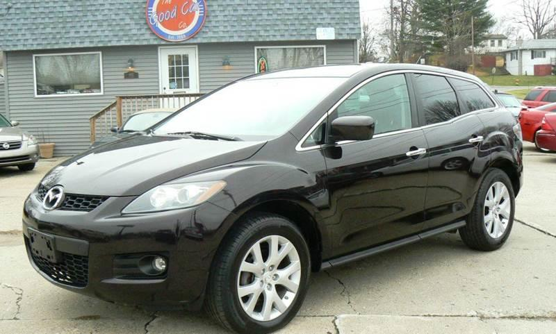 2008 mazda cx 7 awd grand touring 4dr suv w lev ii emissions in fenton mi the good car company. Black Bedroom Furniture Sets. Home Design Ideas