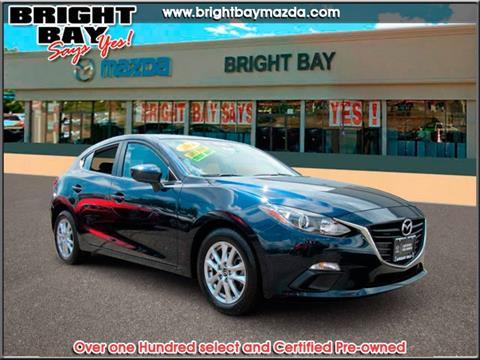 2014 Mazda MAZDA3 for sale in Bay Shore NY