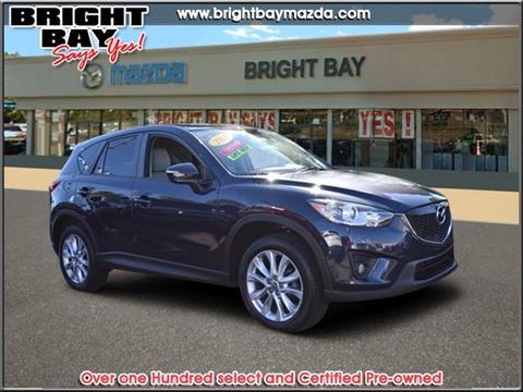 2015 Mazda CX-5 for sale in Bay Shore NY