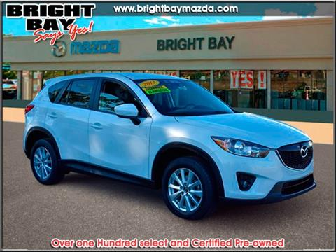 2013 Mazda CX-5 for sale in Bay Shore NY