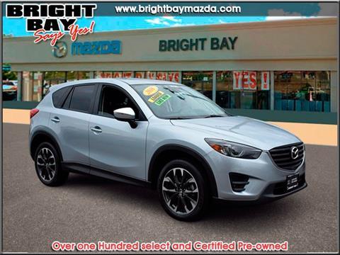 2016 Mazda CX-5 for sale in Bay Shore NY