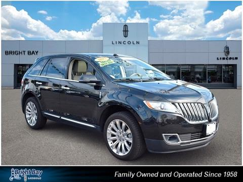 2015 Lincoln MKX for sale in Bay Shore, NY
