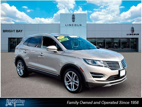 2015 Lincoln MKC for sale in Bay Shore NY