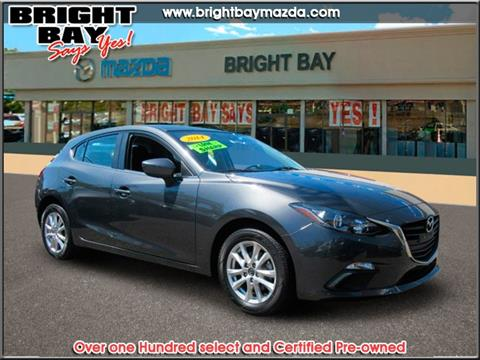 2014 Mazda MAZDA3 for sale in Bay Shore NY