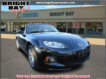 2014 Mazda MX-5 Miata for sale in Bay Shore, NY