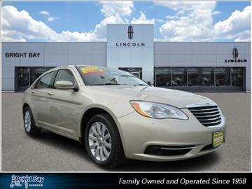2013 Chrysler 200 for sale in Bay Shore, NY