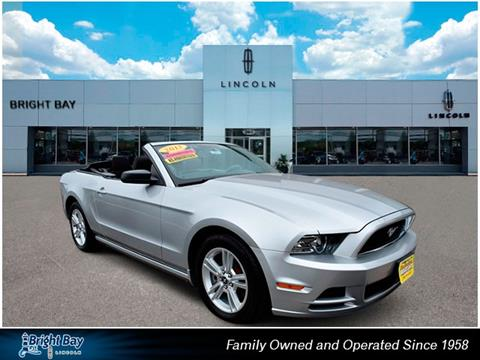 2013 Ford Mustang for sale in Bay Shore NY