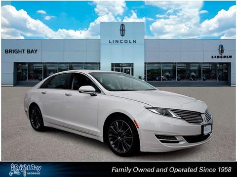2014 Lincoln MKZ for sale in Bay Shore, NY