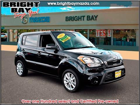 2013 Kia Soul for sale in Bay Shore NY