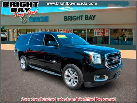 2015 GMC Yukon XL for sale in Bay Shore, NY
