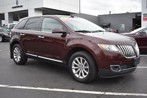 2012 Lincoln MKX for sale in Bay Shore, NY