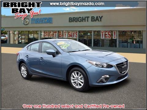 2015 Mazda MAZDA3 for sale in Bay Shore NY