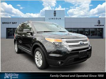 2014 Ford Explorer for sale in Bay Shore, NY