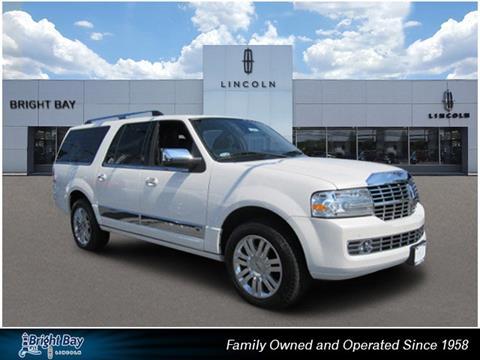 2013 Lincoln Navigator L for sale in Bay Shore, NY