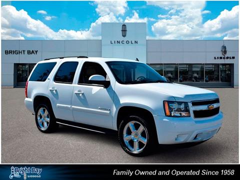 2007 Chevrolet Tahoe for sale in Bay Shore NY
